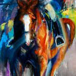 """""""Hot off the Easel"""" – THREE brand new paintings at Equis Art Gallery"""