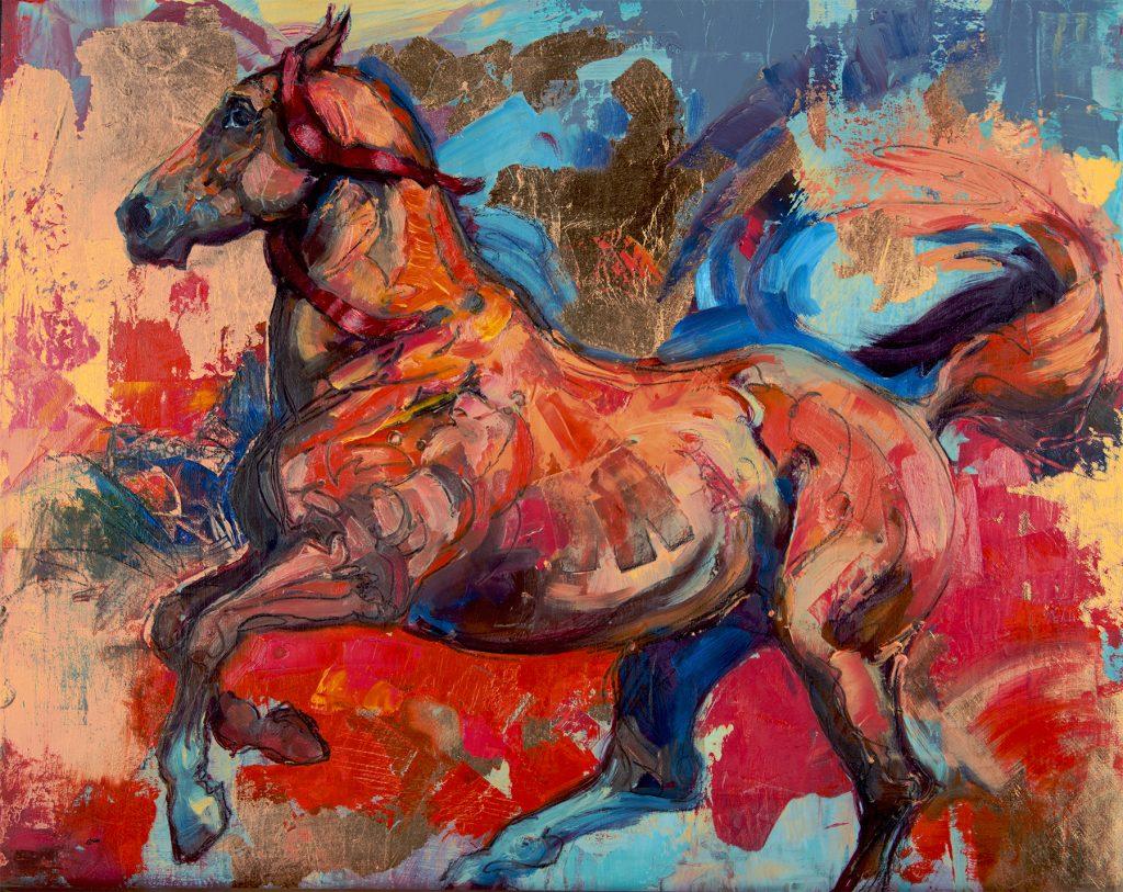 Horses Unbridled